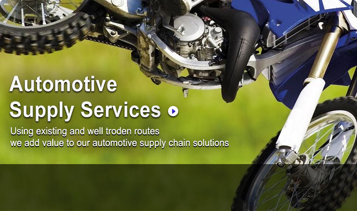 Park Logistics - Automotive and Motorcycle logistics in Nottingham, UK. Using existing and well troden routes we add value to our automotive supply chain solutions