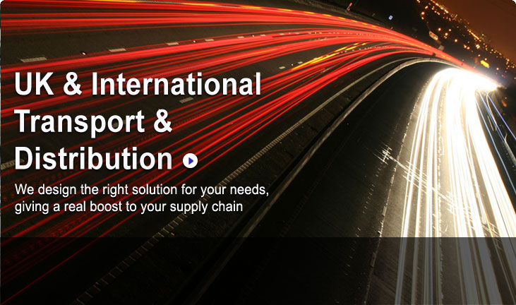 Park Logistics - Transport & Distribution in Nottingham, UK. UK & International Transport & Distribution. We design the right solution for your needs, giving a real boost to your supply chain.
