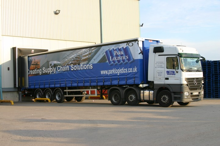 Park Logistics - New Trailer Livery
