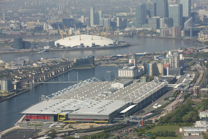Event and Exhibition Logistics - London ExCel